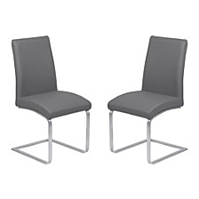 Blanca Dining Chair (Set of 2), Quick Ship