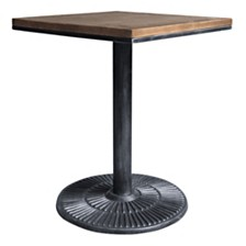 Talia Industrial Table, Quick Ship