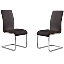 Amanda Side Chair (Set of 2), Quick Ship