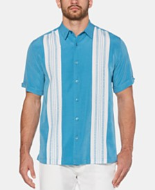 Cubavera Men's Stripe Shirt