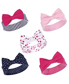 Baby Vision One Size Girl Baby Cotton Headbands