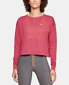 Under Armour Whisperlight Cropped Top