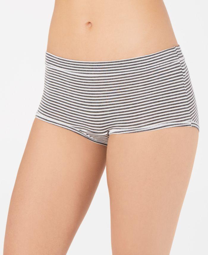 Alfani Ultra Soft Mix-and-Match Boyshort Underwear, Created for Macy's & Reviews - Bras, Panties & Lingerie - Women - Macy's