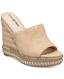 Shania Wedge Sandals