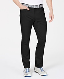 Attack Life by Greg Norman Men's Five-Pocket Performance Pants