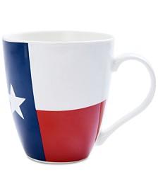 Pfaltzgraff Texas Flag Mug
