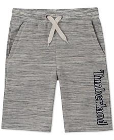 Timberland Big Boys Barrington Regular-Fit Logo-Print Drawstring Shorts