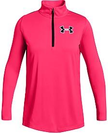 Under Armour Big Girls Tech Half-Zip Sweatshirt
