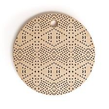 Boho Tile Round Cutting Board