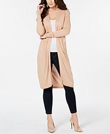 Thalia Sodi Open Duster Cardigan, Created for Macy's