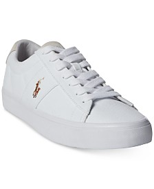 Polo Ralph Lauren Men's Sayer Canvas Sneakers