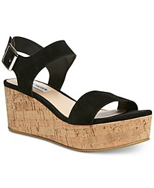Women's Breathe Flatform Wedges