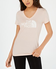 The North Face Logo-Print T-Shirt