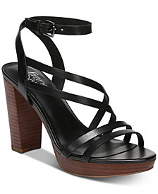 Franco Sarto Maryann Platform Dress Sandals