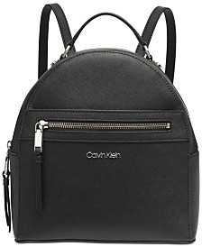 Calvin Klein Mercy Leather Backpack
