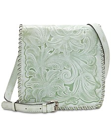 Patricia Nash Granada Tooled Crossbody