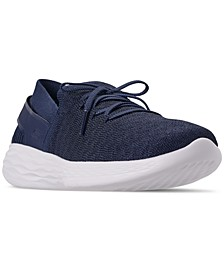 Women's YOU Define - Beginning Casual Walking Sneakers from Finish Line