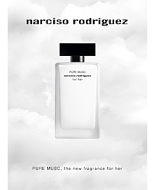 For Her Pure Musc Eau de Parfum Fragrance Collection