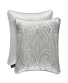 "Five Queen Court Brooklyn 18"" Square Decorative Pillow"