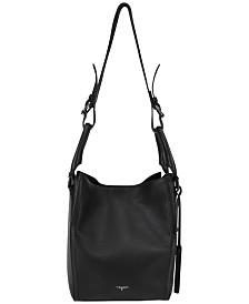 T Tahari Jordan Convertible Bucket Bag