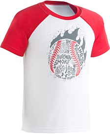 Under Armour Toddler Boys Throwin' Smoke Graphic T-Shirt