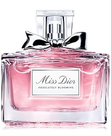 Miss Dior Absolutely Blooming Eau de Parfum Spray, 3.4 oz.