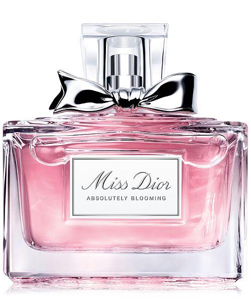 Dior Miss Dior Absolutely Blooming Eau de Parfum Spray, 3.4 oz.