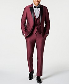 Men's Slim-Fit Stretch Tuxedo Suit Separates, Created for Macy's