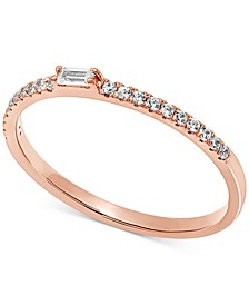 Diamond Baguette Band (1/6 ct. t.w.)