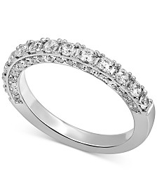 Diamond Band (1 ct. t.w.) in 14k White Gold