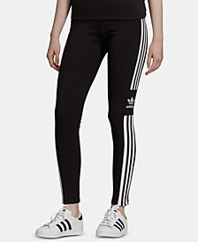 adidas Women's Originals Adicolor Three-Stripe Leggings