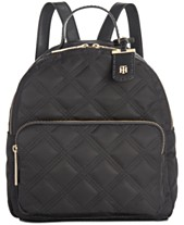 49f1089e60 Tommy Hilfiger Julia Quilted Nylon Dome Backpack