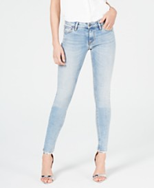 Hudson Jeans Krista Breakthrough Skinny Jeans