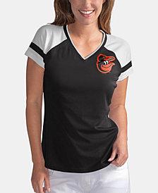 G-III Sports Women's Baltimore Orioles Biggest Fan T-Shirt