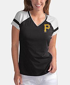 G-III Sports Women's Pittsburgh Pirates Biggest Fan T-Shirt