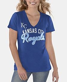 G-III Sports Women's Kansas City Royals Finals T-Shirt