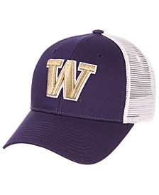 Washington Huskies Big Rig Trucker Snapback Cap