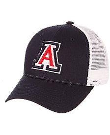 Zephyr Arizona Wildcats Big Rig Trucker Snapback Cap