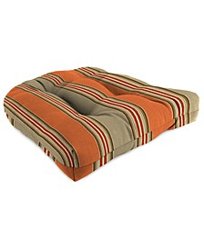 Outdoor Wicker Chair Cushions,  Set of 2