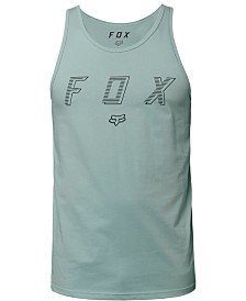 Fox Men's Logo Graphic Tank Top