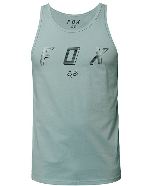 fc61ff1a61ba2 Fox Men s Logo Graphic Tank Top   Reviews - T-Shirts - Men - Macy s