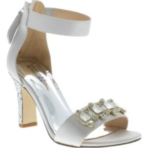 Badgley Mischka Little & Big Girls Kendall Gliterati Jeweled Dress Shoe