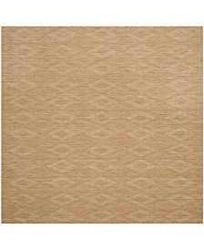 """Safavieh Courtyard Natural 6'7"""" x 6'7"""" Square Area Rug"""