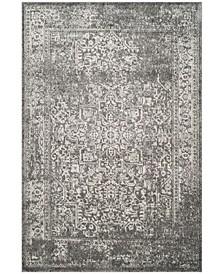 Evoke Gray and Ivory 10' x 14' Area Rug