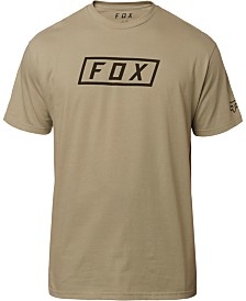 Fox Men's Boxer Logo Graphic T-Shirt
