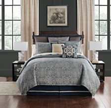 Waterford Asher Reversible King 4Pc. Comforter Set