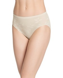 Jockey® Eco-Comfort™ Seamfree®  Hi Cut Underwear 2621, also available in extended sizes