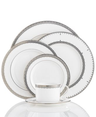 Dinnerware, Lace Couture Serving Bowl