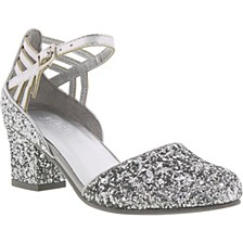 Little & Big Girls Sarah Shine Dress Heel