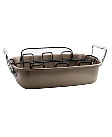Harvest Nonstick Roaster with Rack